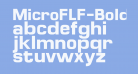 MicroFLF-Bold