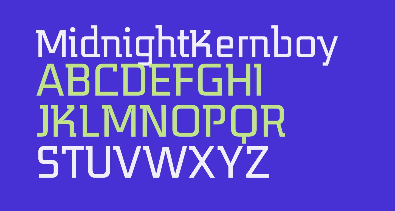 MidnightKernboy