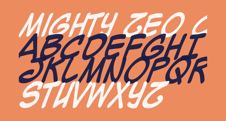 Mighty Zeo Caps 2.0 Bold