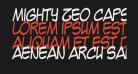 Mighty Zeo Caps