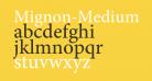 Mignon-Medium