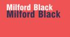 Milford Black