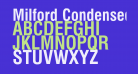 Milford Condensed Bold