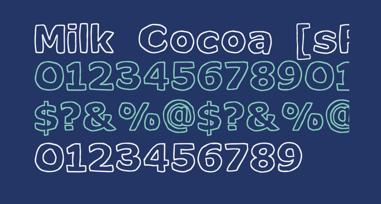 Milk Cocoa [sRB]