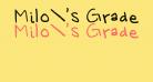 Milo's Grade 7