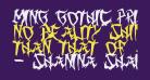 Ming Gothic Prima