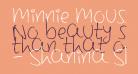 Minnie Mousse