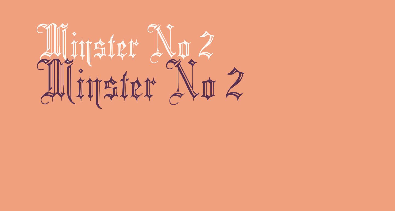 Minster No 2