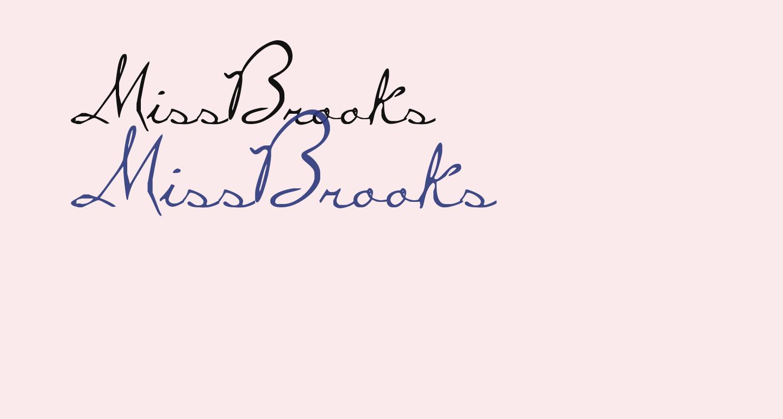 MissBrooks