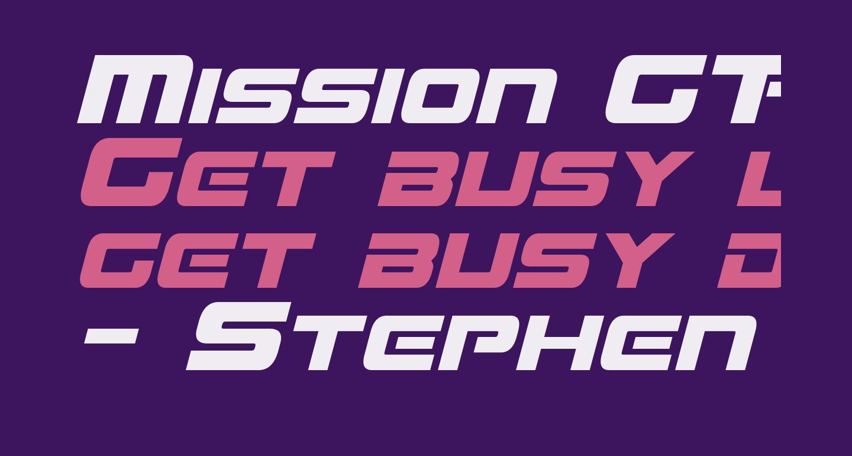 Mission GT-R Italic