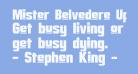 Mister Belvedere Upper