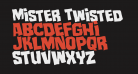 Mister Twisted Staggered Rotated