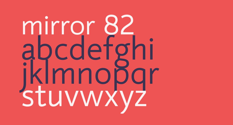 mirror 82
