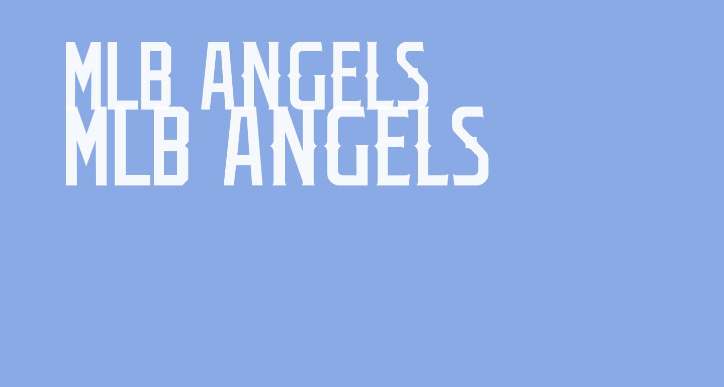 MLB Angels