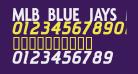 MLB Blue Jays Modern