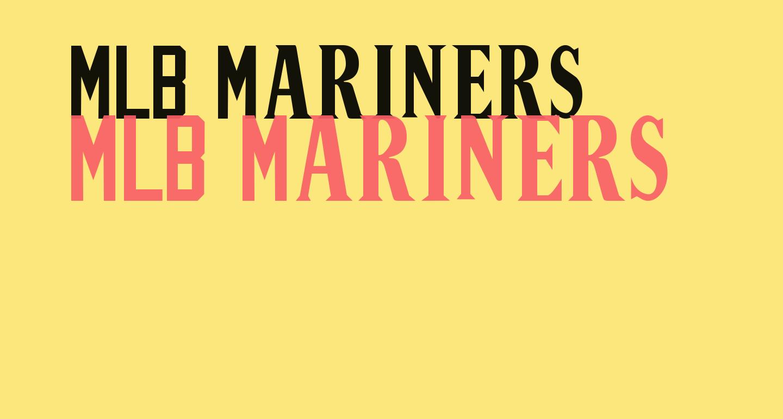 MLB Mariners