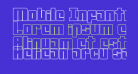 Mobile Infantry Outline Regular