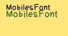 MobilesFont