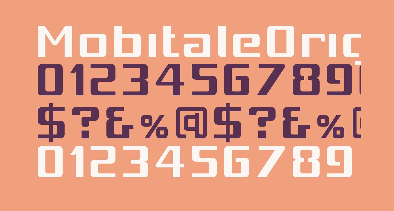 MobitaleOriginal