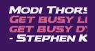 Modi Thorson Italic