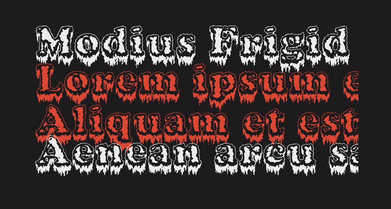 Modius Frigid