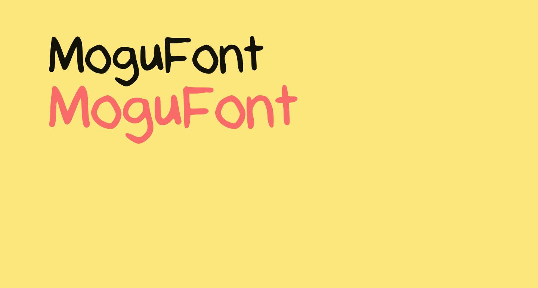 MoguFont