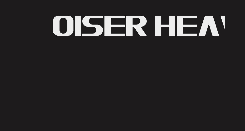 Moiser heavy