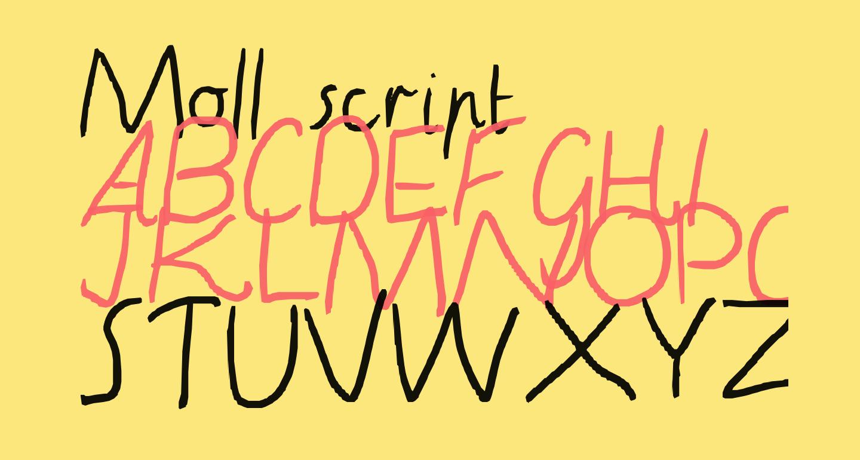 Moll script