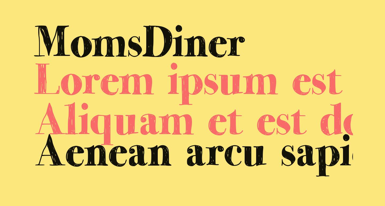 MomsDiner