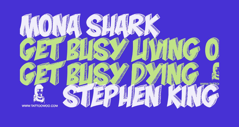 Mona Shark
