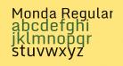 Monda Regular