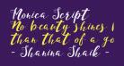 Monica Script