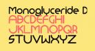 Monoglyceride DemiBold