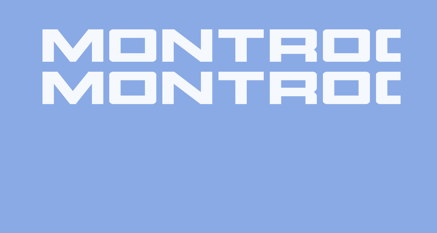 Montroc Expanded