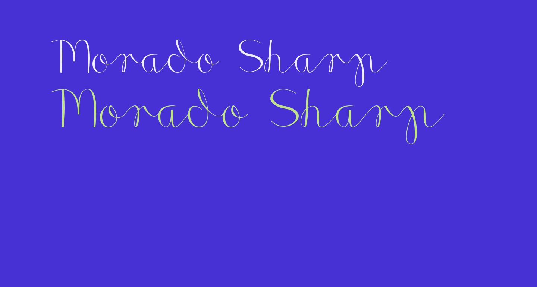 Morado Sharp