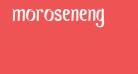 MoroSeneng