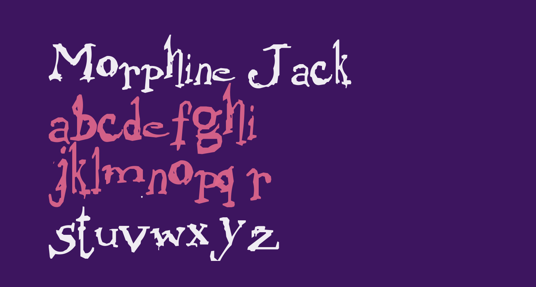Morphine Jack