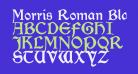 Morris Roman Black