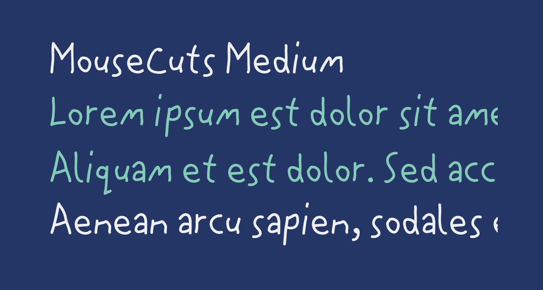 MouseCuts Medium