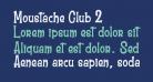 Moustache Club 2