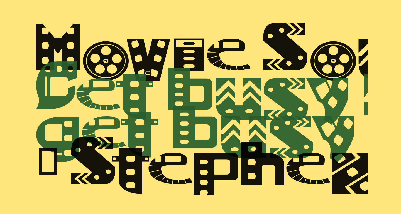 Movie SoundtracK SemiBold