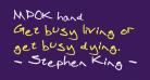 MPOK hand