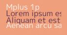 Mplus 1p