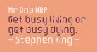 Mr Dna NBP