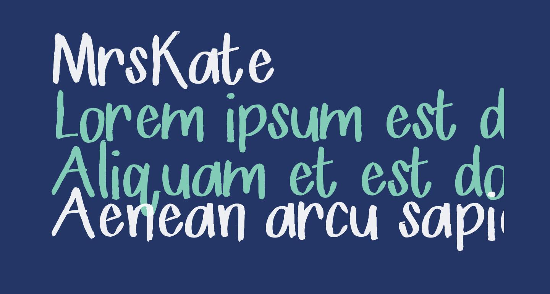 MrsKate