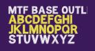 MTF Base Outline