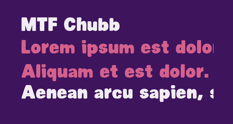 MTF Chubb