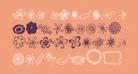 MTF Flower Doodles