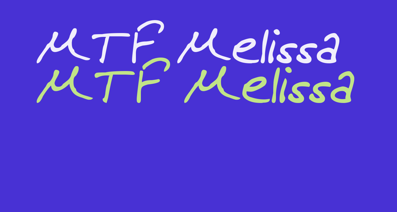 MTF Melissa