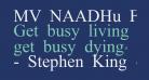 MV NAADHu FILA
